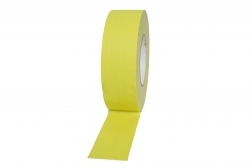 FOS Stage Tape 50mm x 50M Neon Yellow
