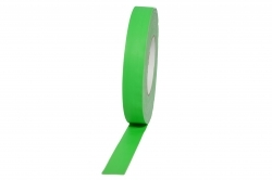 FOS Stage Tape 25mm x 50M Neon Green