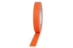 FOS Stage Tape 25mm x 50M Neon Orange