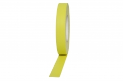 FOS Stage Tape 25mm x 50M Neon Yellow