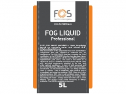 Fog Liquid Professional 5L